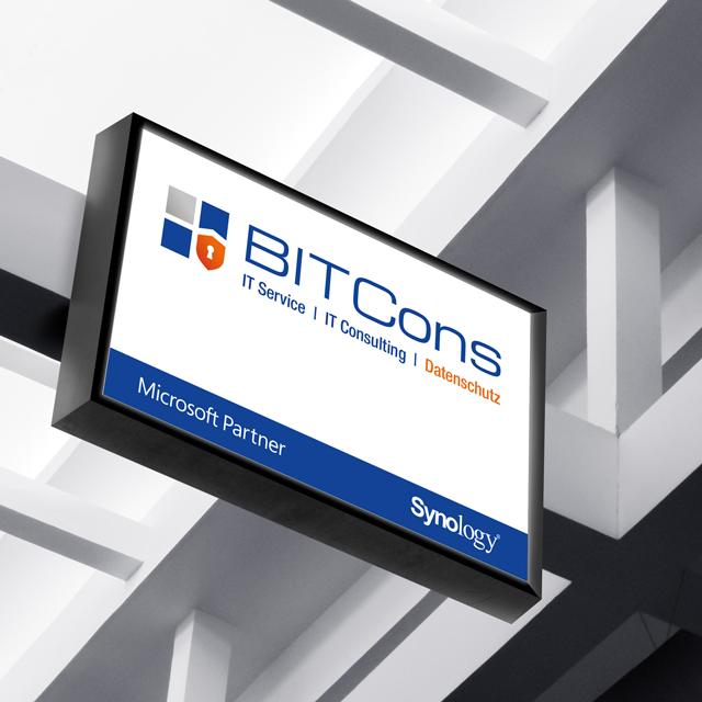 Button zur BITCons Projektseite