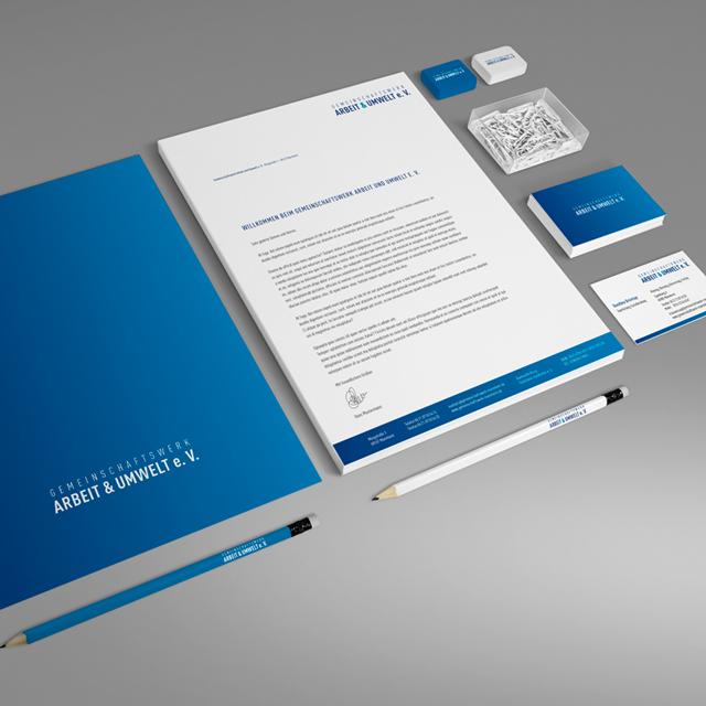 Der Waschsalong | Grafikdesign | GAuU - Mannheim - Corporate Design