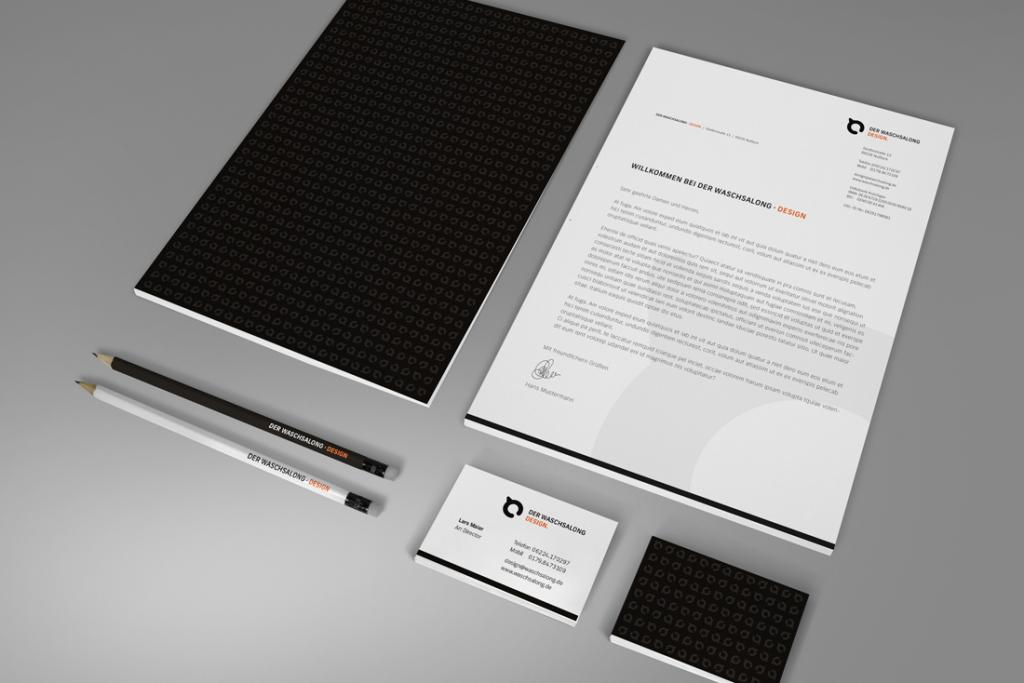 Der Waschsalong | Grafikdesign | Webdesign