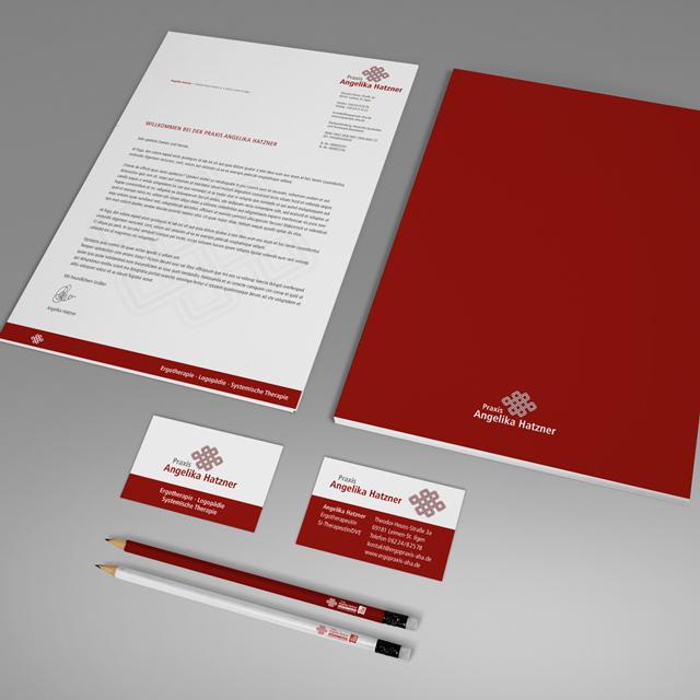 Der Waschsalong | Grafikdesign | Ergopraxis Hatzner - Corporate Design